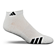 Cushioned 3-Stripes Low Cut Socks 3-Pack