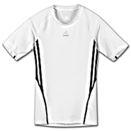 TECHFIT 3-Stripes Tee