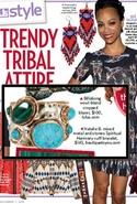 . Spiritual Harmony Cuff Bracelet - Turquoise