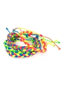 Braided Bracelet Neon