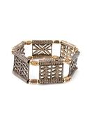 Akha Bracelet - Brass