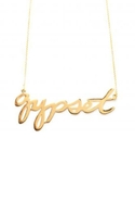 Gypset Necklace - Gold