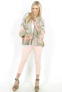 SALEDittos Rhonda Crop Pant in Light Pink 26