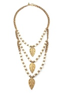 SALE-Vanessa Mooney Pixie Necklace - White
