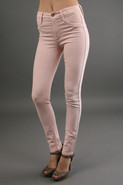 High Class Skinny Twiggy in Pink Blush