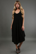 Cable Beach Dress in Black