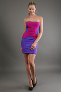 Serena in Purple/ Fuschia