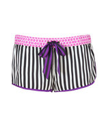 Angel White/Black Stripe Gifting Boxer Short