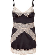 Black Selma Dancing Chemise