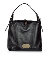 Black Bella Hobo Bag