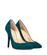 Lagoon Suede Pumps