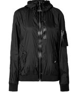 Black Robin Nylon Jacket
