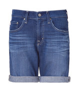 Blue Denim Ex-Boyfriend Short