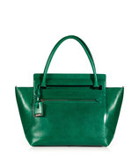 Emerald Leather New Malavoglia Bag