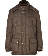 Stone Down Colburn Hooded Jacket