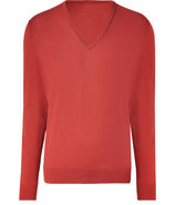 Tabasco V-Neck Sweater