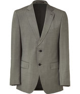 Stone Grey JFK New York Jacket