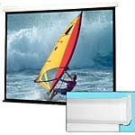 Draper, Inc. Draper Luma Manual Projection Screen,