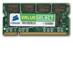 2GB PC2-5300 200-pin DDR2 SDRAM SODIMM VS2GSDS667D