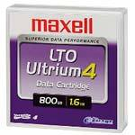 Maxell 800GB/1.6TB LTO-4 Ultrium Tape Cartridge 18
