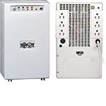 1050VA UPS Standby Small Footprint Tower (6) Outle