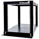 StarTech.com 12U Adjustable 4 Post Server Equipmen