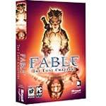Microsoft Fable: the Lost Chapters CD DVD