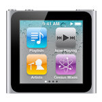 Apple iPod nano 16GB Graphite MC694LL/A