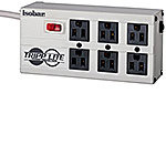 Isobar Ultra Surge (6) Outlet 6ft Cord 3330 Joules