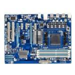 Gigabyte Tech Motherboard, AMD 970, ATX, AM3, Max