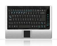 Arzden Zippy Bluetooth Wireless Keyboard, Touchpad