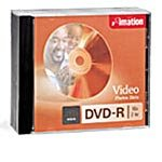 Imation 16x 4.7GB DVD-R Media (5-Pack,