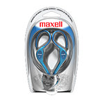 Maxell Stereo EarHook Headphones, Blue 190567