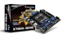 X79MA-GD45  + i7 3930K CM
