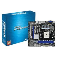 ASRock A75M-HVS